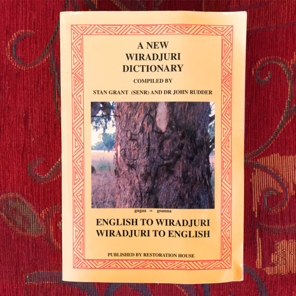 Wiradjuri Dictionary