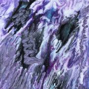 ABORIGINAL ARTWORK TURTLES IN WATER