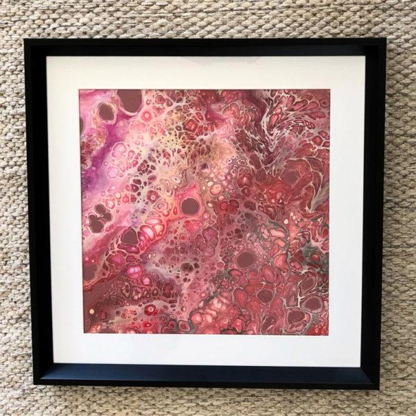 ABORIGINAL ARTWORK OCEAN ROCKS
