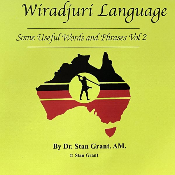 Wiradjuri Words and Phrases