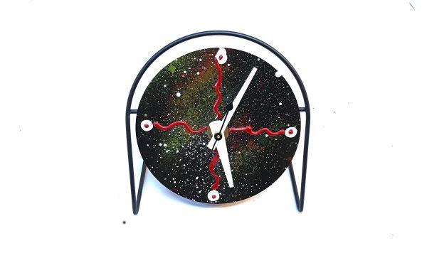 Aboriginal Clock Night Sky