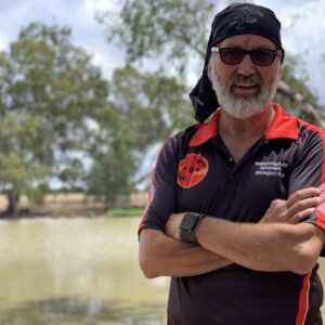 Mark Saddler Wiradjuri Man